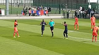 U19 PSG CAEN 2A1 PSG Idriss Mzaouiyani