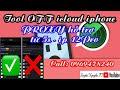 - Tool OFF icloud iphone từ ip 5s – ipX, ProMax thông qua proxy cho máy còn hiện dung lượng icloud