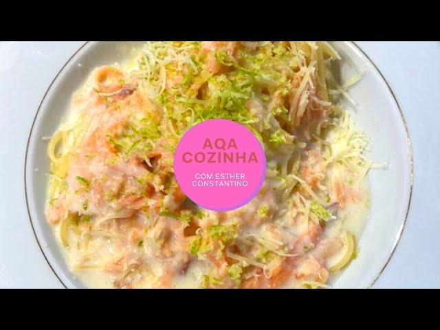 #CozinhaAQA com Esther Constantino