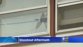 Off-Duty Cop Shoots Would-Be Robber