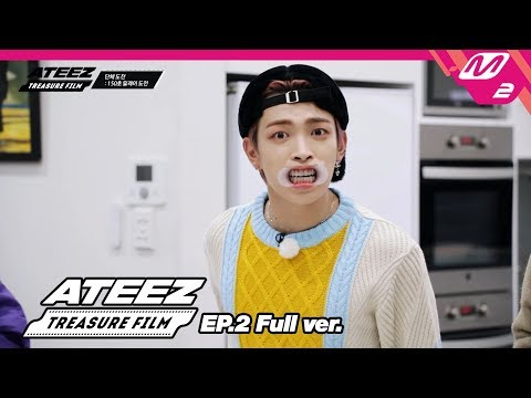 [ATEEZ TREASURE FILM] Ep.2 (Full Ver.) (ENG SUB)