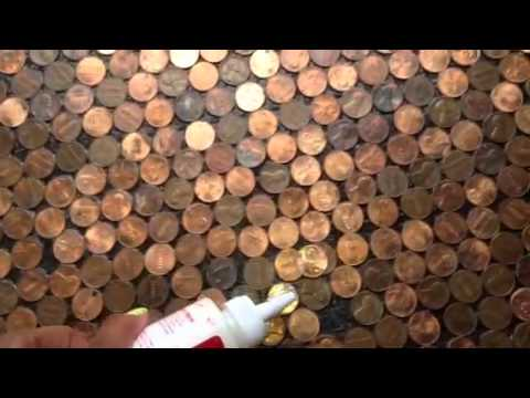The Penny Floor Video Youtube