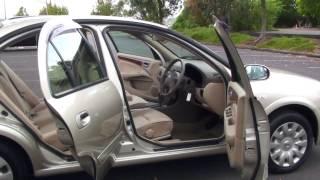 Nissan Bluebird Sylphy 18VI 2005 1 8L Auto 14Apr