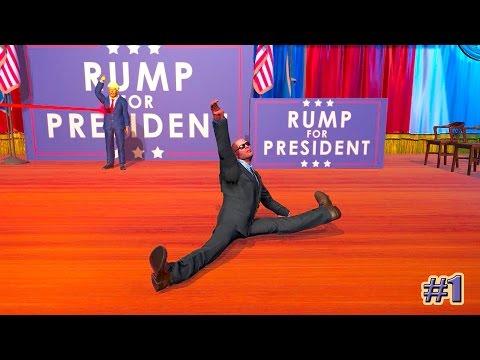 Mr President! прохождение ЗАЩИТИТЬ ПРЕЗИДЕТНА (1 серия)