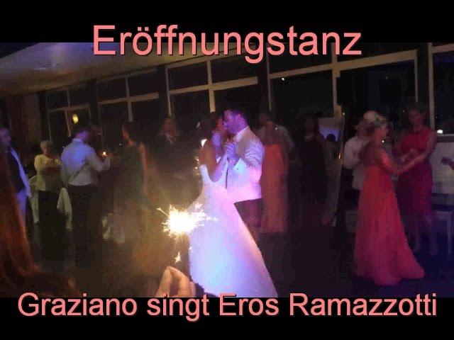 Graziano singt Ramazzotti