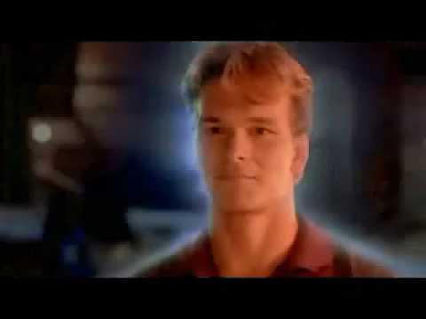 Ghost final scene Patrick Swayze Demi Moore (Music : Karl ...