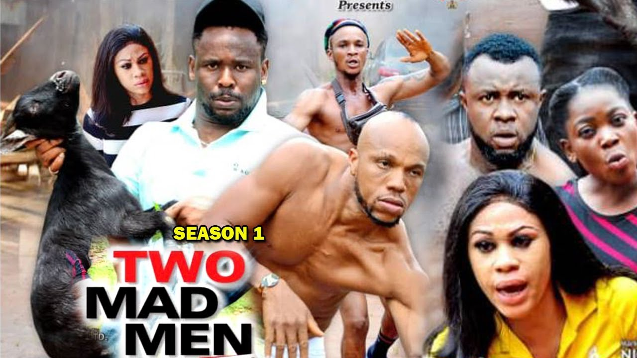 Download Two Mad Men Season 1 - Zubby Michael (New Movie) 2020 Latest Nigerian Nollywood Movie Full HD