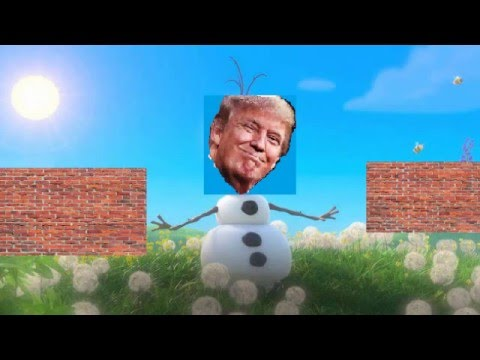 Trump Do You Want To Build A Wall Video