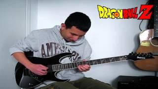 Dragon Ball Z Guitar Medley
