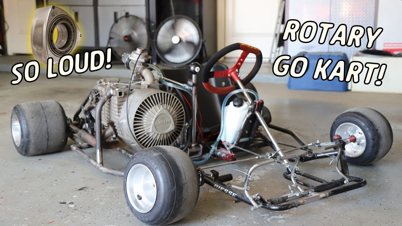 Rotary Shifter Go Kart Build Part 3 | Ready To Rip!