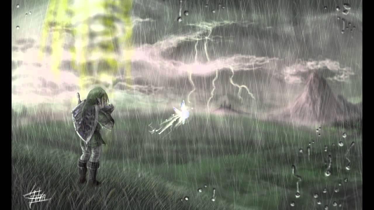Wallpaper Hd Girl Sad Song Of Storms Acoustic Guitar Cover Legend Of Zelda