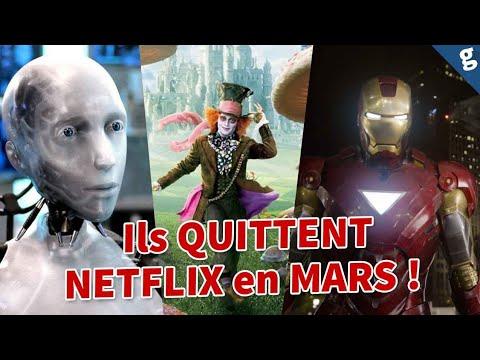 Les FILMS et SÉRIES à voir avant qu'ils ne QUITTENT NETFLIX en MARS !