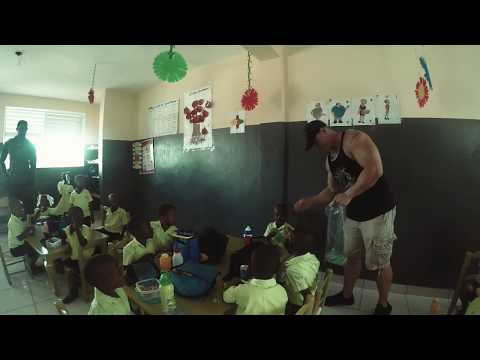 Love, Children and Happiness In Haiti- It's All About Giving Back | Hitch Fit