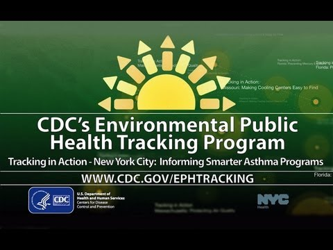 CDC's Tracking Program: Informing Smarter Asthma Centers in New York City