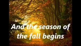 Lake Of Tears - Forever Autumn  With Lyrics