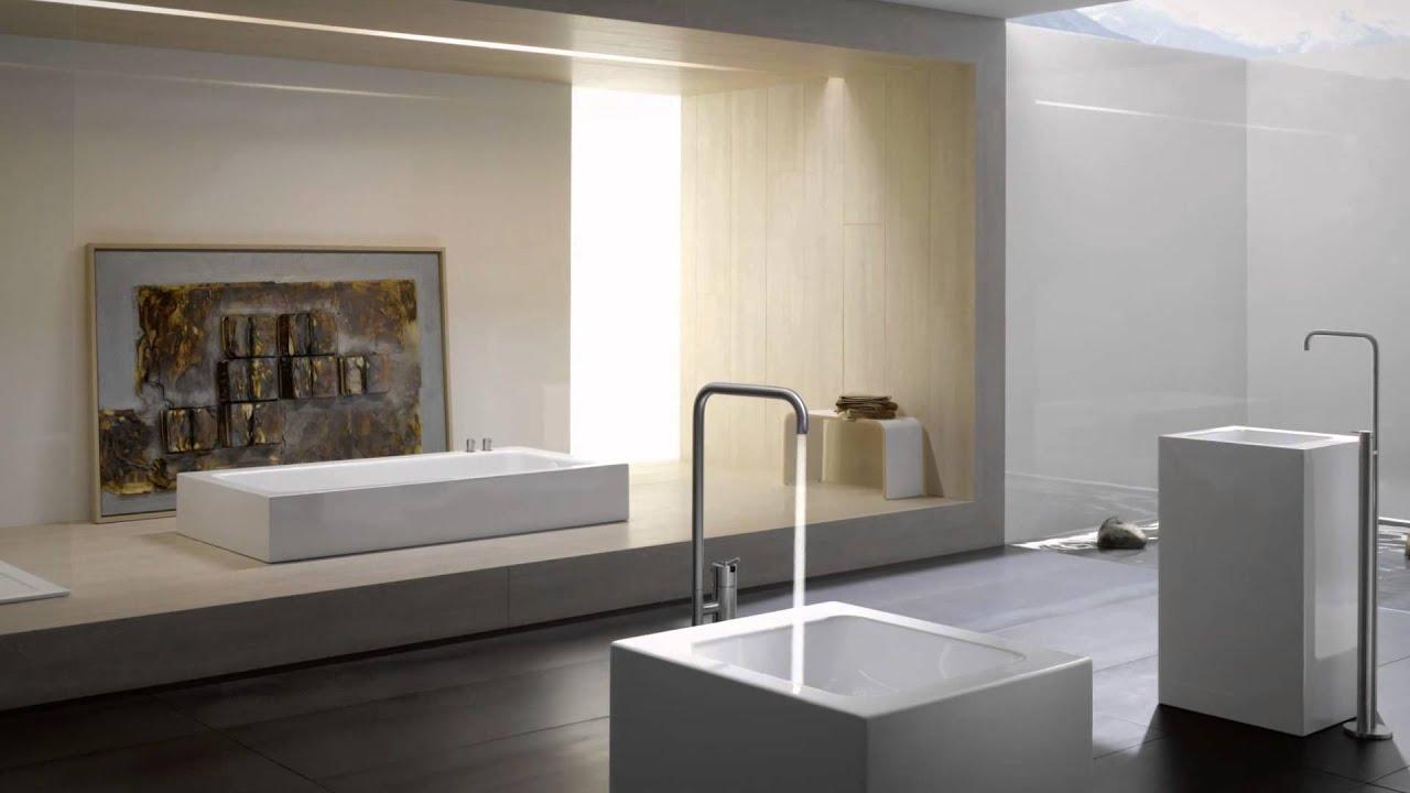 BetteOne   Badewanne, Duschwanne Und Waschtisch In Einem Design   YouTube