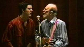 """Pete Seeger """"All Mixed Up"""" 1991"""