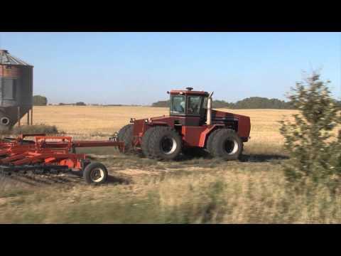 World's biggest farm tractors