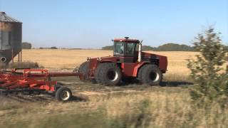 World's biggest farm tractors