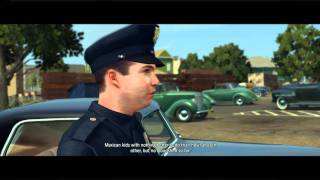 L.A. Noire GamePlay On PC Maxed out Settings [1080p]