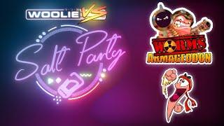 SALT PARTY: Worms Armageddon
