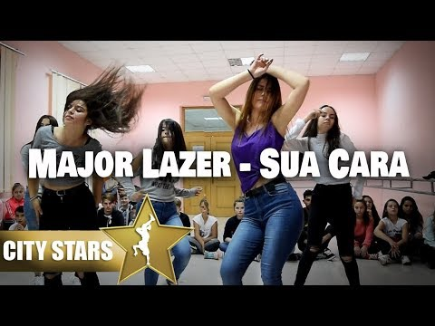 Major Lazer - Sua Cara (CITY STARS DANCE)