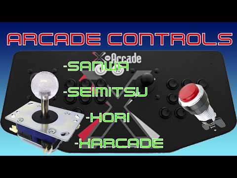 What You Want To Know About Arcade Joysticks Doovi