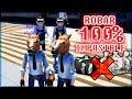 100 IMPOSIBLE ATRACAR PERFECT HEIST CON ANGEL Y WILLY VS VEGETTA Y FARGAN mp3