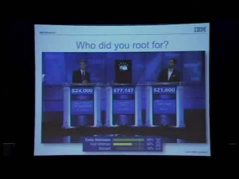 David Ferrucci: Watson AI Perceptions