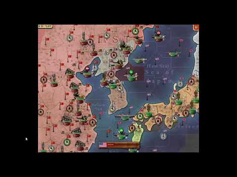 Map Of Asia 1950.Roc Asia 1950 2 Nato Vs Wto Red Storm