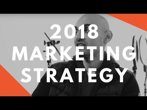 My Best Marketing Strategies for 2018 | Creative Growth Plans for Business