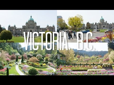 Travel Diary | Victoria, British Columbia, Canada 2016 #ExploreBC