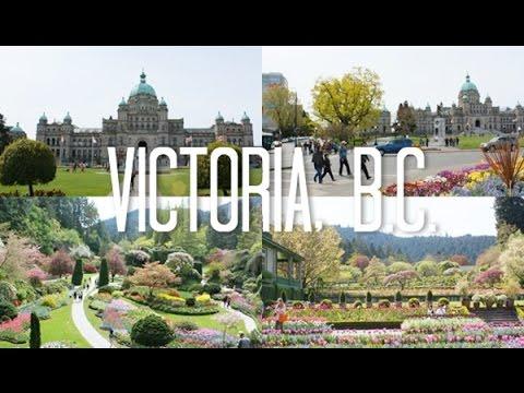 Travel Diary | Victoria, British Columbia, Canada 2016 #ExploreBC