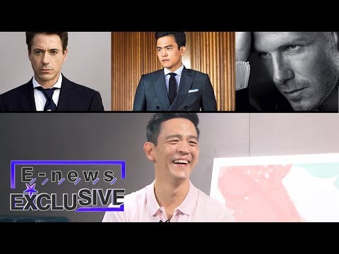 How're John Cho's Sexy Eyes? Shooting!! [E-news Exclusive Ep 83]