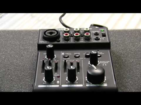 Audiopipe AQM-1300BT Bluetooth Mini Mixer. For more information call 1-877-AUDIOPIPE