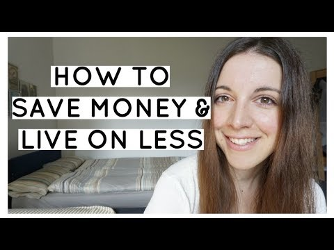 how-to-save-money-&-live-on-less-(tag)-|-minimalism-&-frugal-living