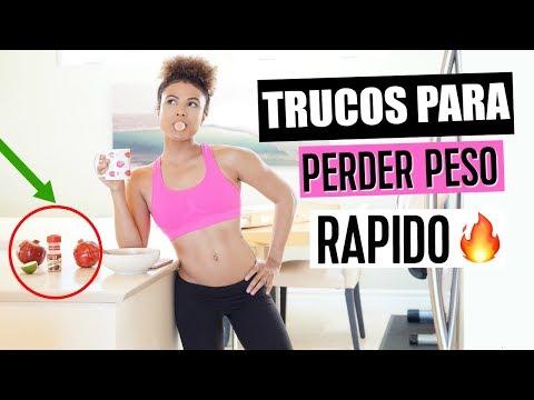 10 TRUCOS PARA PERDER PESO RAPIDO - CHICAS FLOJAS | Doralys Britto