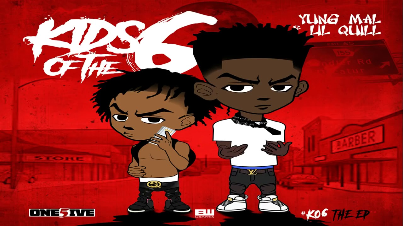 Download Yung Mal & Lil Quill - Phone Book (Kids Of The 6)
