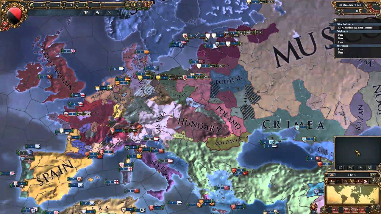 europa universalis iv timelapse