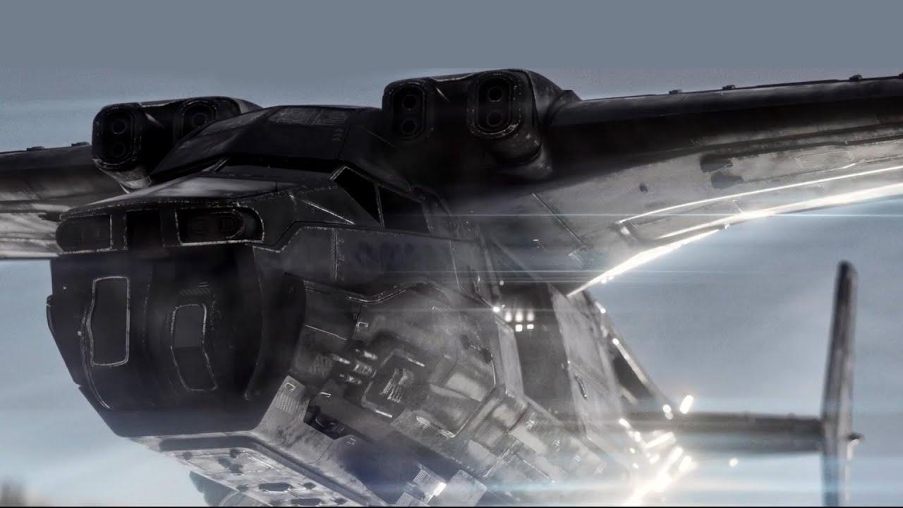 这才叫未来战争!战机自动杀戮,士兵身披机甲,让人热血沸腾!