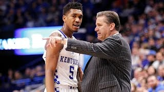 Malik Monk Surprises Coach Cal In Win Over Florida