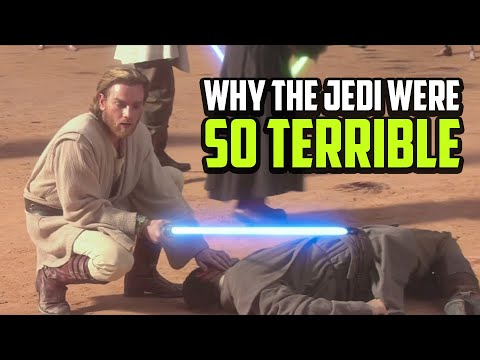 Why only 14% of the JEDI SURVIVED the BATTLE OF GEONOSIS