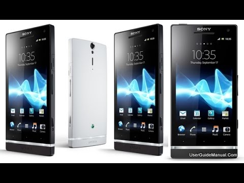 sony xperia s lt26 repair dis assembly youtube rh youtube com Sony Operating Manuals Sony Phones