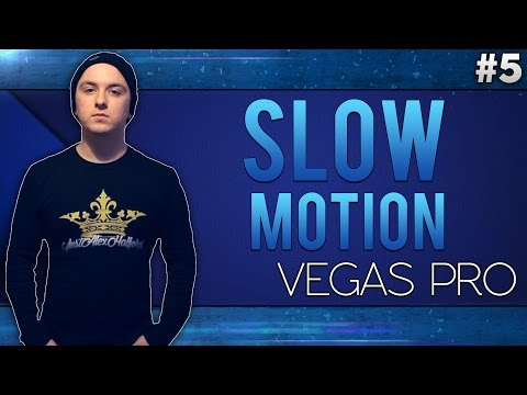 In this tutorial we will show you how to use the slow motion effect in Vegas Pro 15. New videos ever.