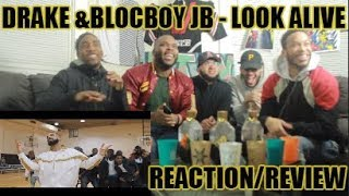 DRAKE & BLOCBOY JB