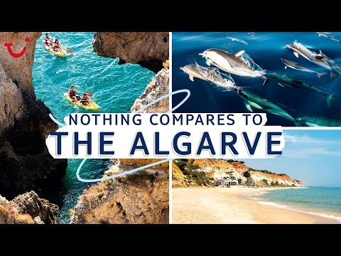 Nothing Compares to The Algarve, Portugal   TUI