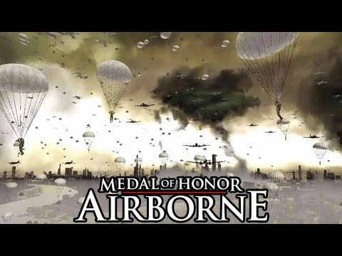 Medal of Honor Airborne Full Game Movie