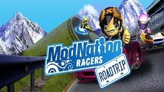 ModNation Racers: Road Trip Analise [JK Games]