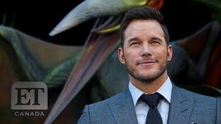 Chris Pratt Steps Out For 'Dream' 'Jurassic World' Premiere
