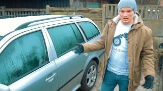 3 sposoby na zamarznięte drzwi samochodu (poniżej 10 zł)